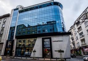 La sede di Unicredit a Sofia è Building of the year