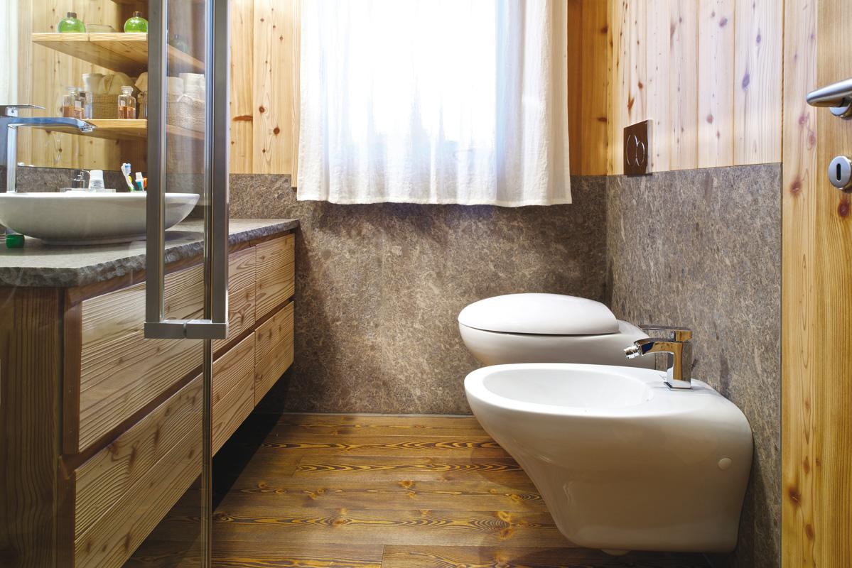 Soffitto Travi Legno Vista: Il soppalco in legno: per dare una nuova forma alla casa.