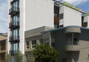 A San Francisco un condominio produce energia