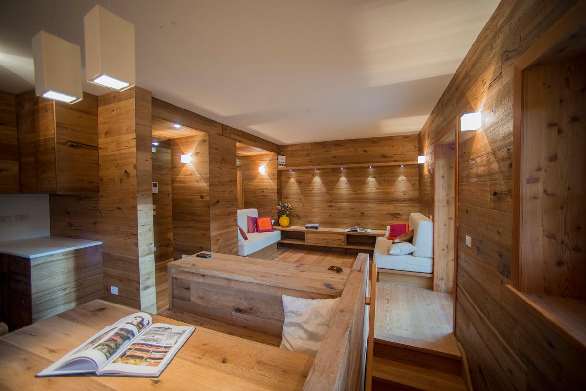 A tarvisio il legno firmato woodco youtrade web - Taverna di casa ...