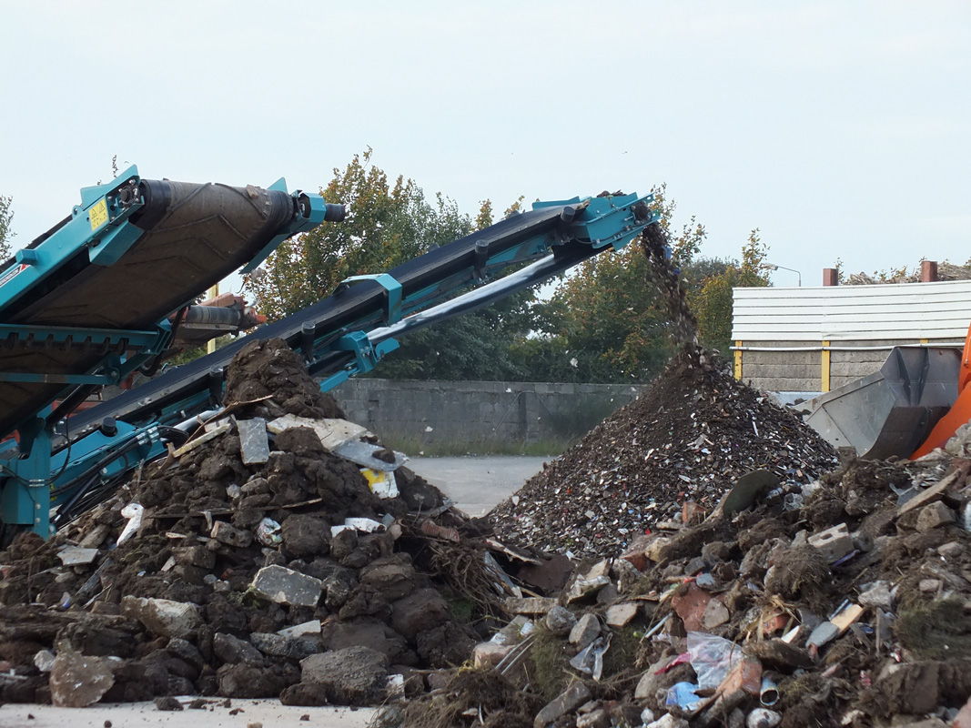 aggregate-recycling