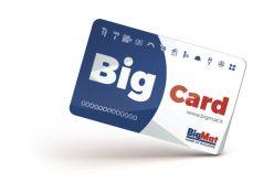 Nasce Big Card, la carta fedeltà per i clienti BigMat