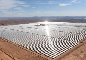 Marocco da Guiness, scommette sul solare