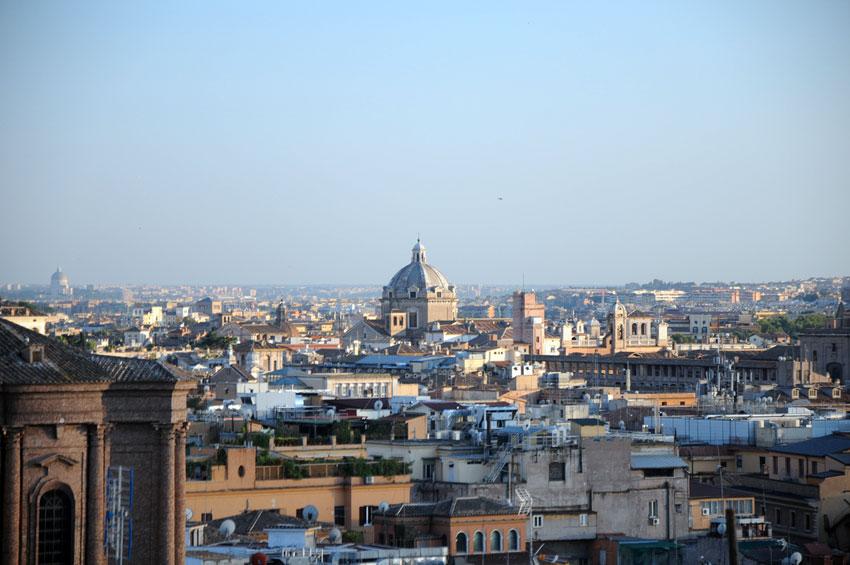 Roma, skyline
