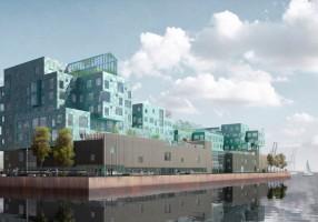 La più grande facciata in vetri colorati fotovoltaici del mondo