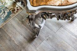 Gerflor: a piedi nudi nell'hotel di charme con pavimenti  effetto legno