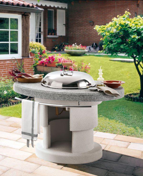 Le proposte palazzetti per un barbecue di qualit for Barbecue oslo palazzetti