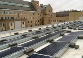 L'italiana Building Energy sui tetti dell'Università di Cornell