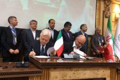 Italia-Iran, arriva la firma per l'accordo commerciale