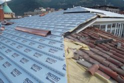 Isotec a Massa protegge un edificio storico