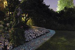 Paghera porta il Fluo in giardino