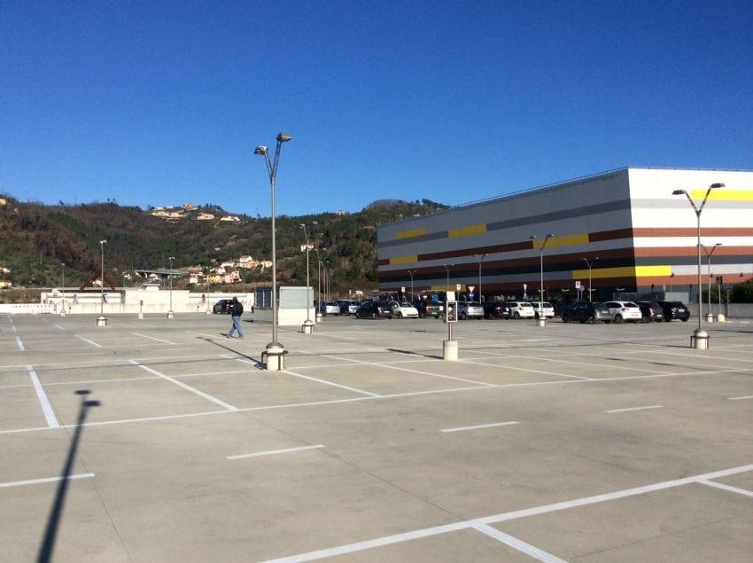 Triflex, risanato il parcheggio de Le Terrazze di La Spezia