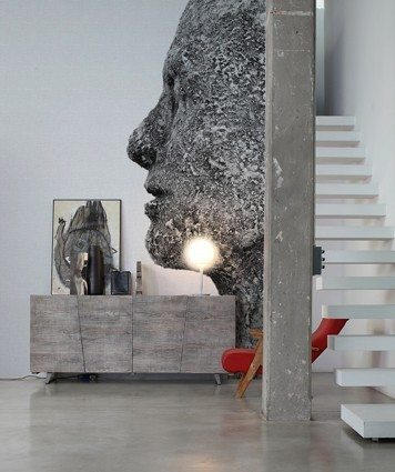 Salone del Mobile, RockFace - Matteo Tampone