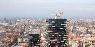 Milano, il Bosco verticale