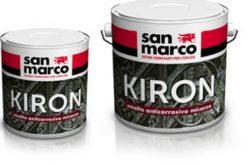 Lo smalto Kiron è due in uno: protegge e decora