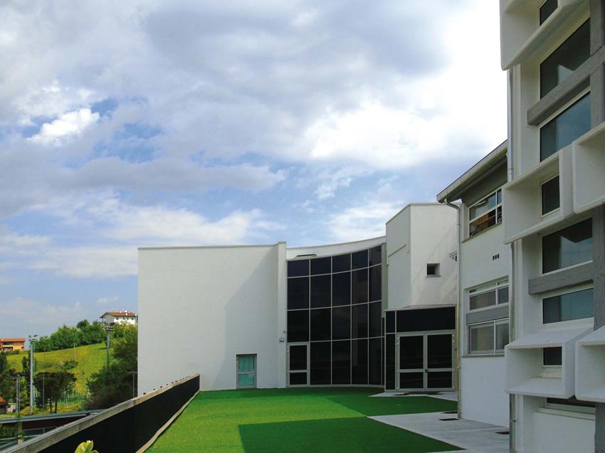 La scuola Il faro bianco a San Marino