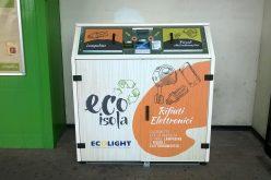 EcoIsole, i cassonetti per i rifiuti elettronici arrivano a Roma