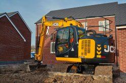 Più prestazioni per l'escavatore JZ140 di JCB