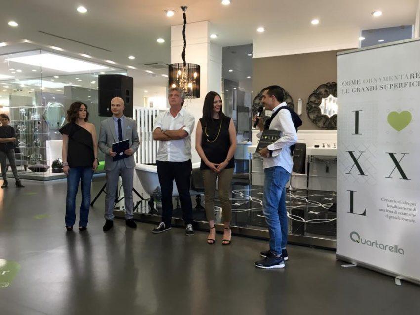 Alessio Zanzarella è il vincitore di I Love XXL - Quarterella & Ornamenta