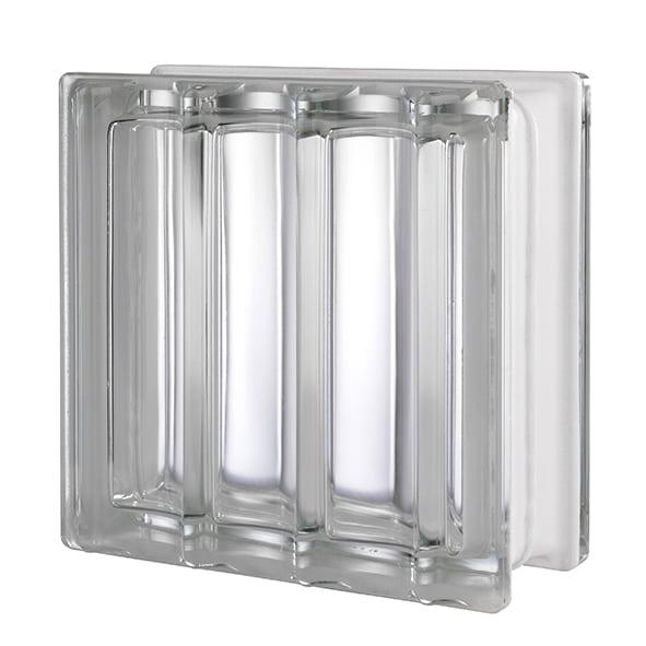 Doric, mattone in vetro tridimensionale