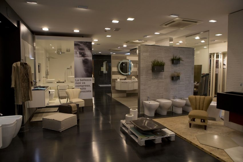 Edilcomes, showroom