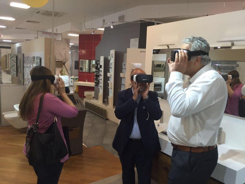 Il Gruppo Bea lancia la realtà virtuale