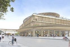 Architettura, legno e luce nel nuovo progetto dell'archistar Shigeru Ban