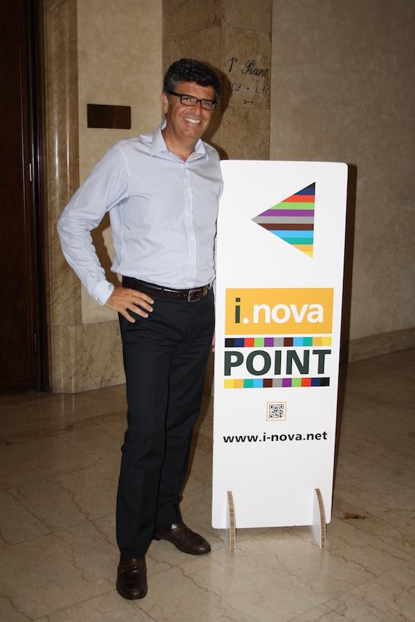 Stefano Roncan Direttore Commerciale di Italcementi