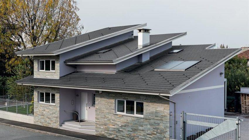 Alla scoperta del tetto a falda e delle coperture piane for Tetti di case moderne