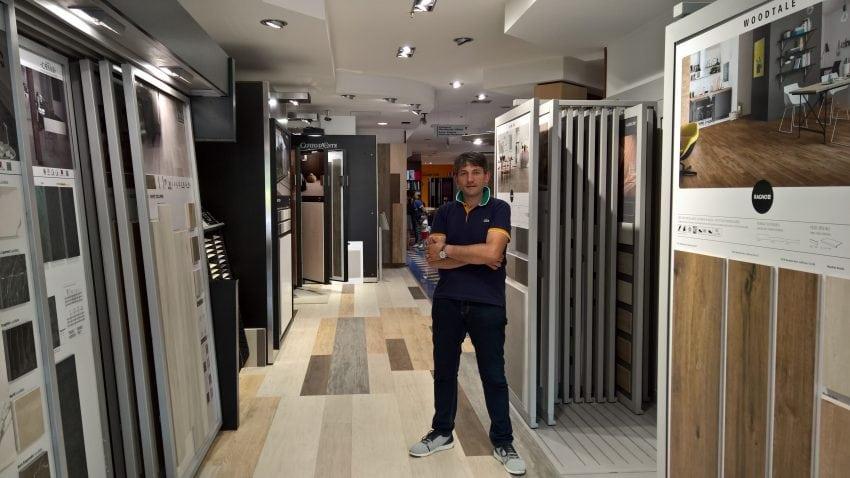Andrea Mazza, Edilcommercio