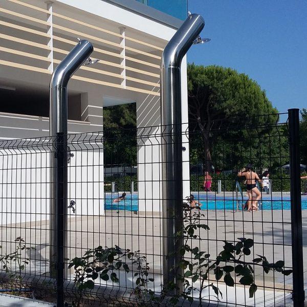 Betafence porta la protezione anche in vacanza - Recinzioni per piscine ...
