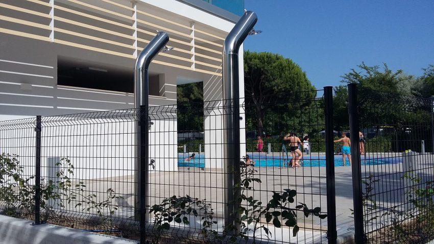 Perfect betafence recinzioni per piscine di struttura turistica with recinzioni per case - Recinzioni per piscine ...