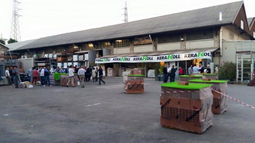 Centro Edile Antonini, evento esterno