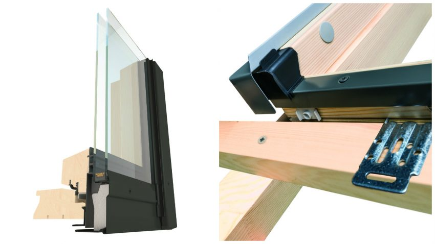 finestre da tetto pi sicurezza e prestazioni con fakro On finestre tetto fakro