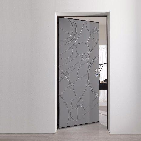 Porte blindate bertolotto garanzia di design e sicurezza - Montaggio paraspifferi porta blindata ...