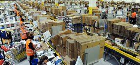 Amazon inarrestabile, apre un nuovo centro a Torino
