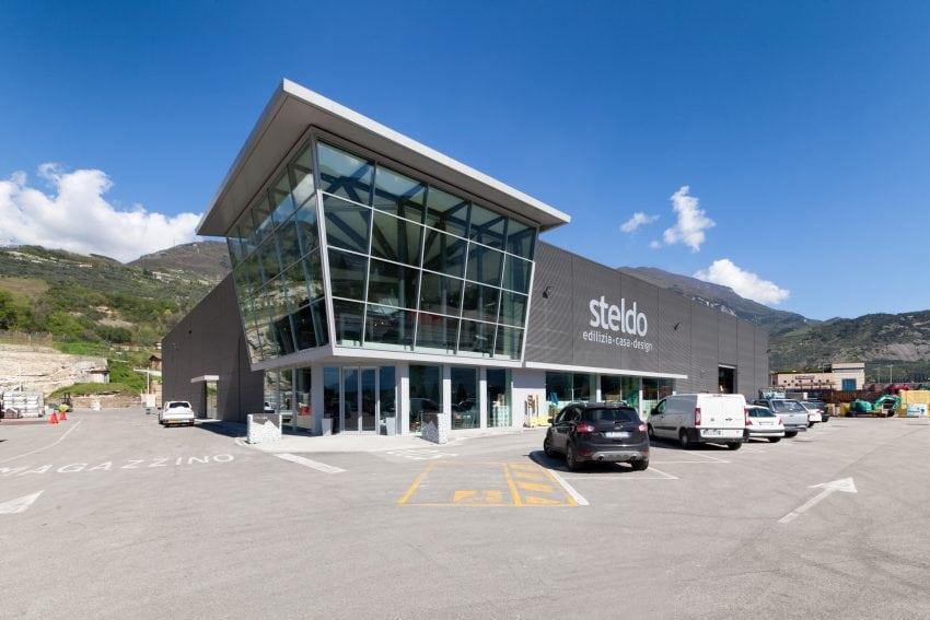 Steldo, la sede a Riva del Garda