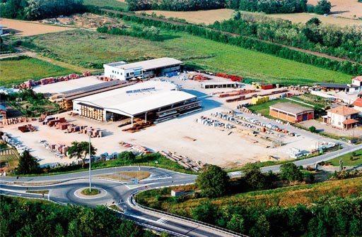 Cabrio Group, la nuova sede di Salussola