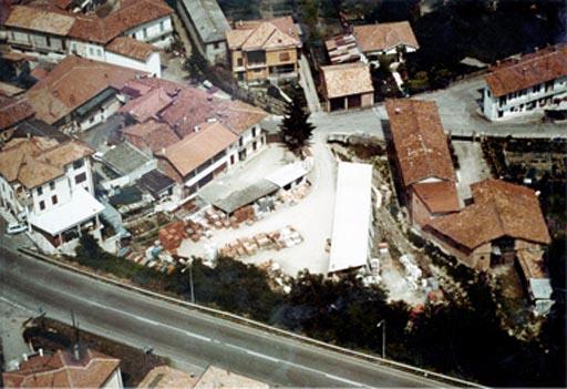 Cabrio Group, la sede storica vista dall'alto