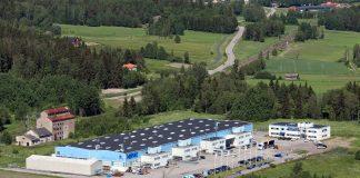 L'impianto di Mesvac Oy, in Finlandia