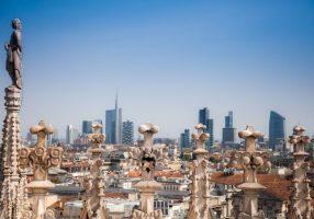 Milano, l'immobiliare va meglio di Milan e Inter