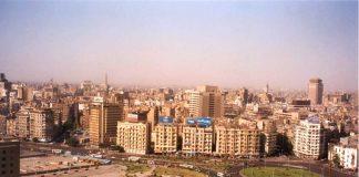 Il Cairo, capitale d'Egitto