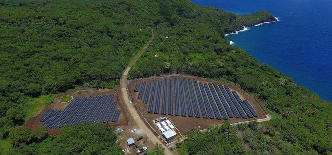 L'economia circolare? Parte dalla isole