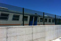 Treni protetti con le recinzioni di Betafence