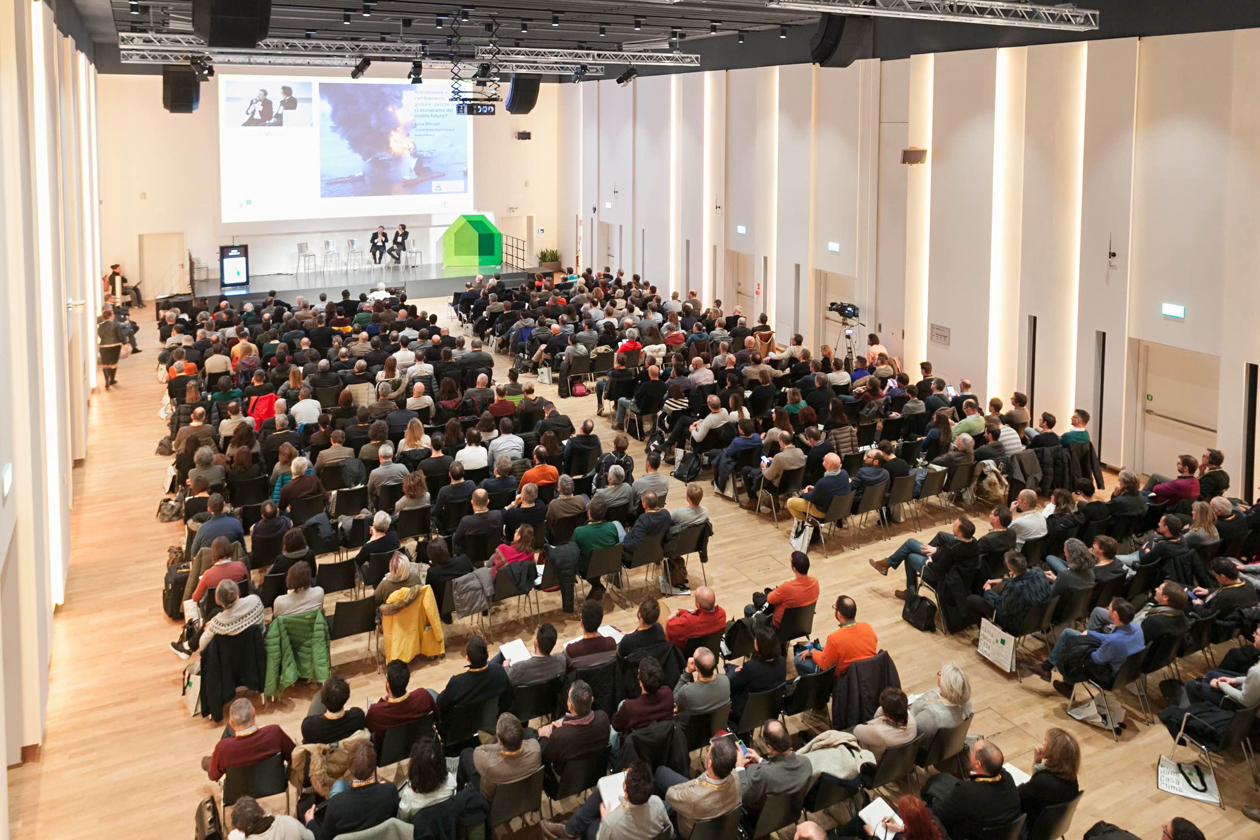 Klimahouse2017 - Congresso CasaClima