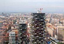 Milano, zona Garibaldi Porta Nuova