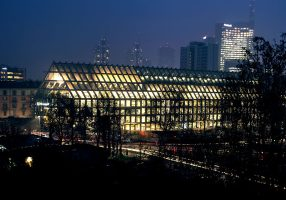 Apre a Milano la Microsoft House