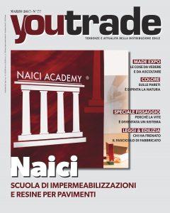 Cover YouTrade marzo, 77