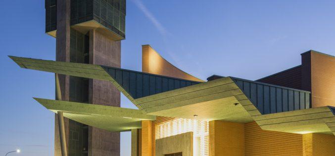 La luce di Platek per l'architettura religiosa