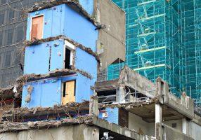 Demolizioni: solo il 10% del materiale finisce smaltito correttamente